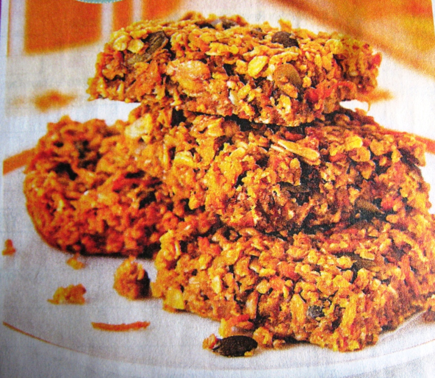 Carrot and seed flapjacks IMG_3360 c